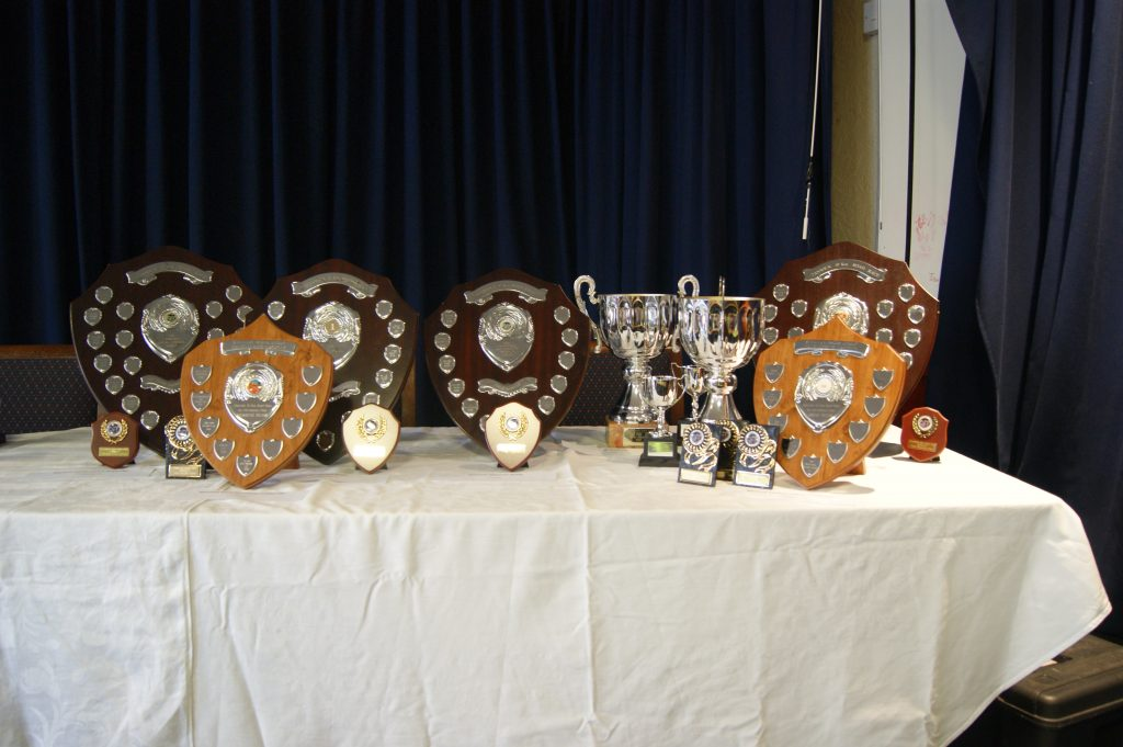 Stanwick village races shields